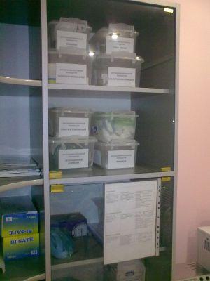 рамках вмкаких подразделениях разместить медицинские аптечки в организации само